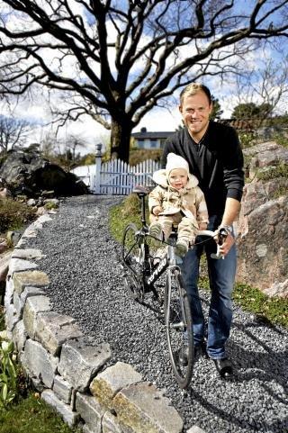 Тор с дочерью Изабель
