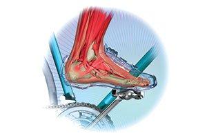 Велогонщику: Забота о ваших ступнях