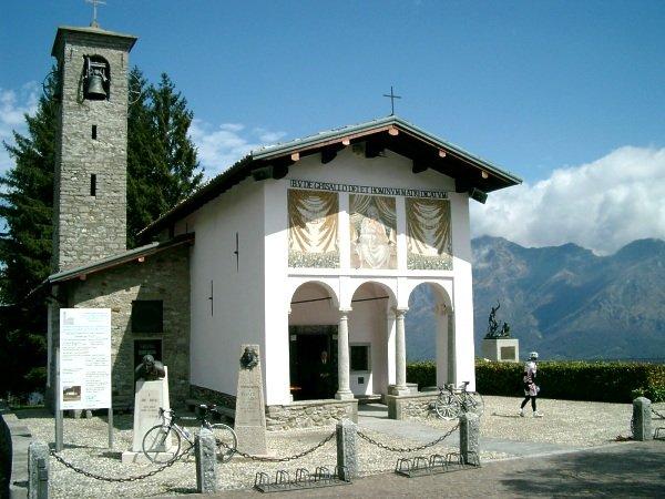 Церковь Мадонна дель Гизалло