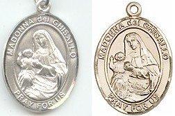 Медальон Мадонна дель Гизалло