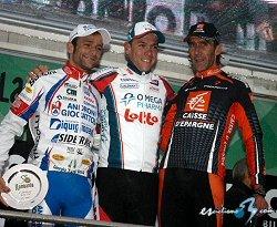 Джиро Ломбардии 2010, подиум
