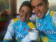 Эрнандес и Контадор