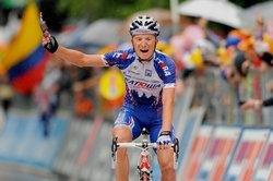 Победа Евгения Петрова на этапе Джиро. Photo (c) TDWFun