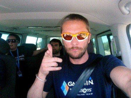 Интервью с Тоби Ватсоном, физиотерапевтом команды Garmin