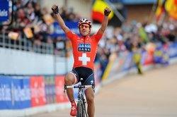 Победа Канчеллары на Париж-Рубэ. Photo (c) TDWFun