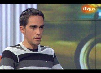 Альберто Контадор Photo (c) RTVE