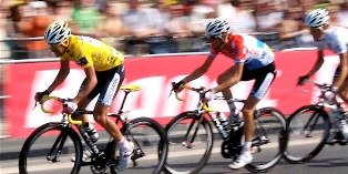 Тур де Франс, майка лидера