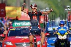 Победа Иманола Эрвити на этапе Вуэльты. Photo (c) TDWFun