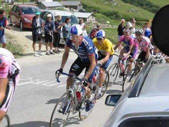 Чечу Рубьера, Тур де Франс