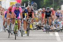 Победа Петакки на этапе Тура Швейцарии. Photo (c) TDWFun