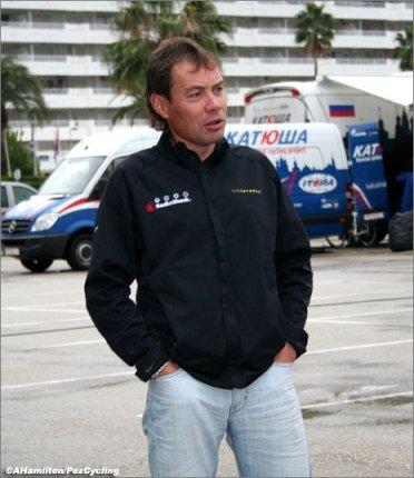 Вячеслав Екимов в Кальпе. Photo (c) PezCyclingNews