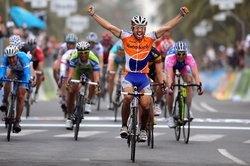 Победа Оскара Фрейре на Милан-Сан-Ремо. Photo (c) TDWFun