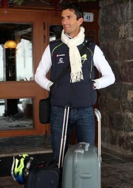 Даниэле Беннати попрощался с Liquigas ради новой команды. Photo (c) Bettini