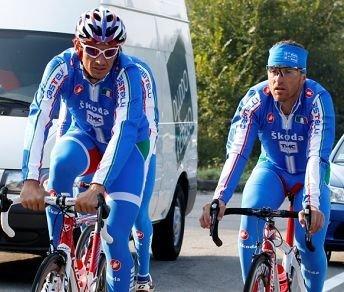 Филиппо Поццато и Лука Паолини. Photo (c) Bettiniphoto
