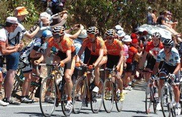 Tour Down Under 2011, 5-й этап