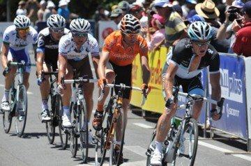Tour Down Under 2011, 6-й этап. Photo (c) Graham Watson