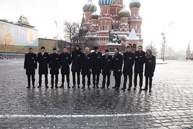"""""""Катюша"""" на Красной площади"""