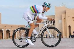Фабиан Канчеллара на Туре Катара. Photo (c) TDWsport
