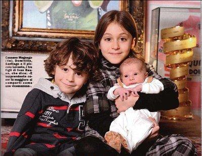 Сантьяго, Домитилла и Леванте. Photo (c) Stefano Masse