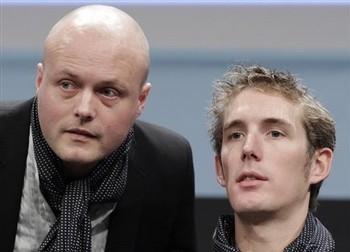 Брайан Нигаард и Анди Шлек
