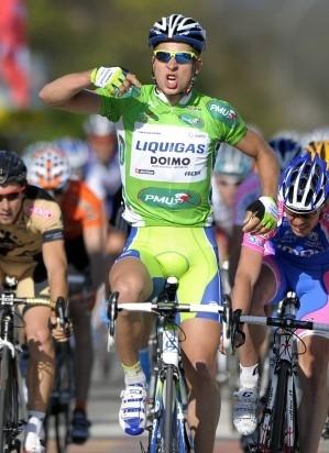Петер Саган. Тур Романдии - 2010