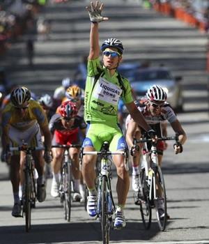 Петер Саган. Тур Калифорнии - 2010