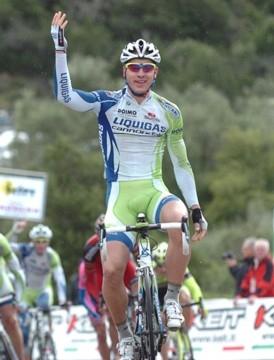 Петер Саган. Тур Сардинии - 2011