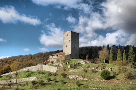 Тосканская крепость
