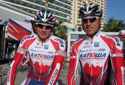Филиппо Поццато и Лука Паолини
