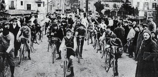 Volta Ciclista a Catalunya – 1911