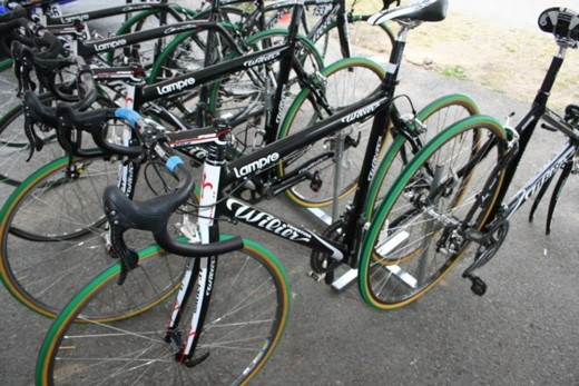 Велосипеды Lampre's Wieler Frankenbike