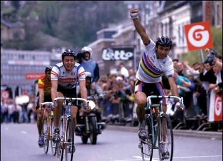 Победа Морено Арджентина в 1987 году