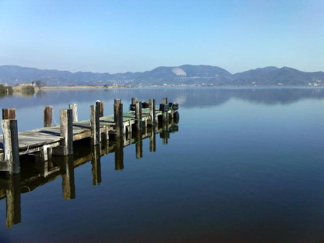 lago di Massaciuccoli.