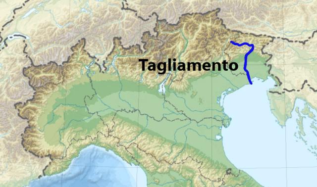 Тальяменто