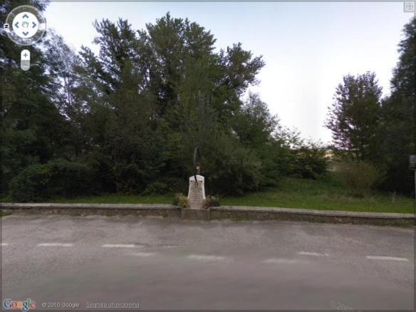 памятник Оттавио Боттекья