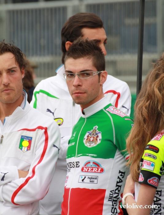 Фоторепортаж с презентации команд Джиро д'Италия-2011