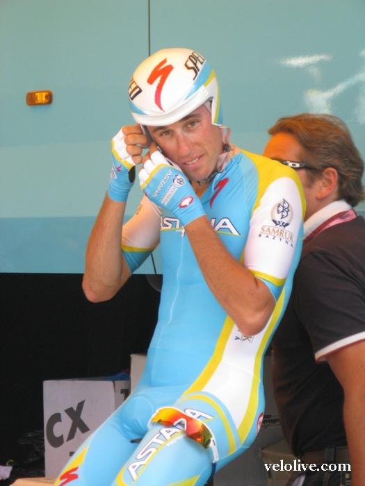 Фоторепортаж с последнего этапа Джиро д'Италия-2011