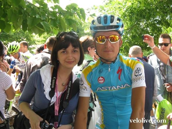 С Евгением Петровым
