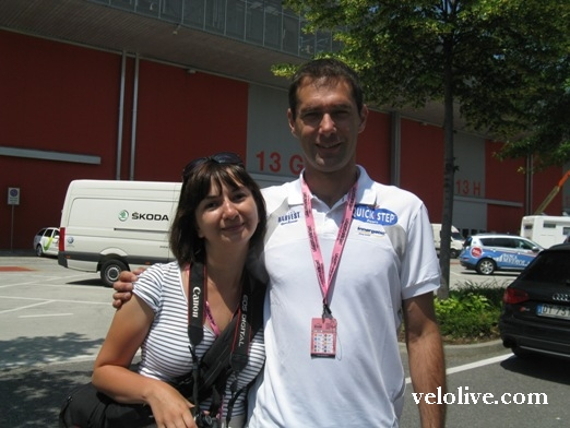 С Марко Вело