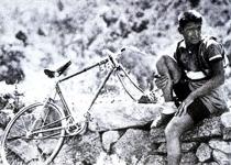 Рене Вьетто на 15-м этапе Тур де Франс-1934