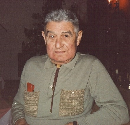 Рене Вьетто в старости