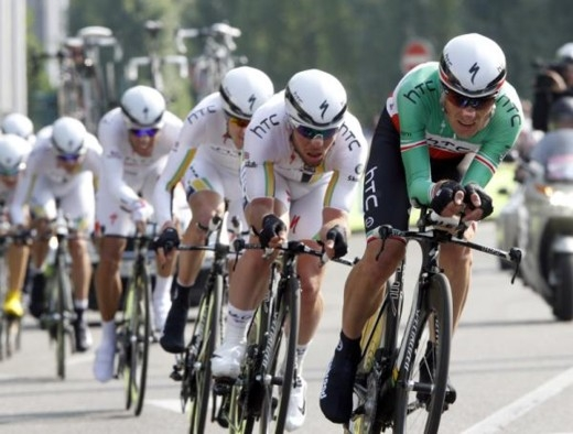 Джиро д'Италия - 2011. 1-й этап