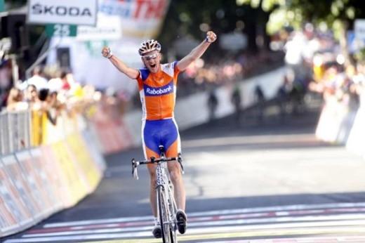 Джиро д'Италия - 2011. 5-й этап