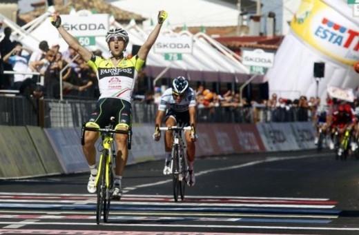 Джиро д'Италия - 2011. 8-й этап