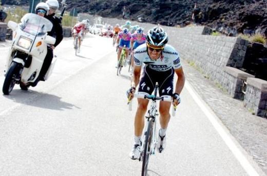 Джиро д'Италия - 2011. 9-й этап