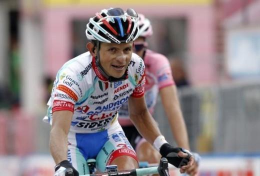 Джиро д'Италия - 2011. 13-й этап