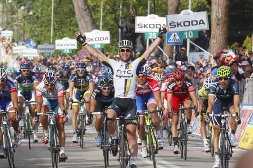 Джиро д'Италия - 2011. 10-й этап