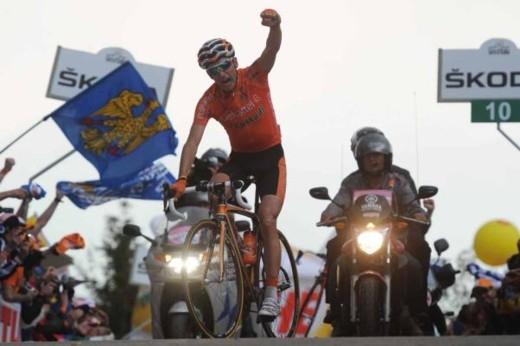 Джиро д'Италия - 2011. 14-й этап