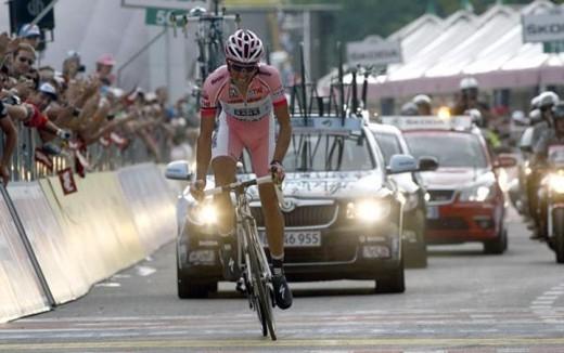 Джиро д'Италия - 2011. 16-й этап