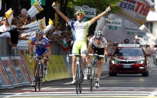 Джиро д'Италия - 2011. 18-й этап
